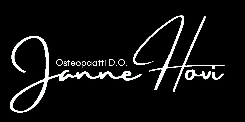 Osteopaatti D.O. Janne Hovi